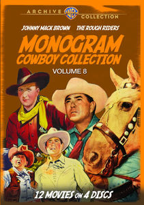 Monogram Cowboy Collection: Volume 8