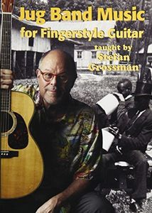 Jug Band Music for Fingerstyle Guitar [Import]