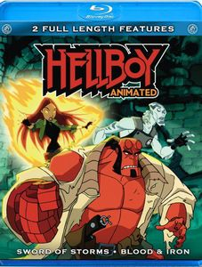 Hellboy: Sword Of Storms and Blood and Iron [With Comic Book]