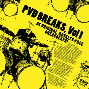 Pvd Breaks Vol 1 (royalty Free Breaks)