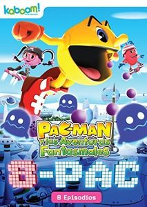 Pac-Man - Pixel-8 (Spanish)