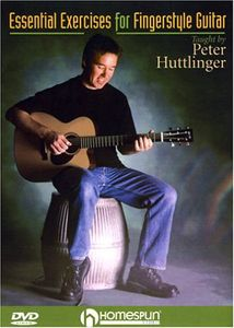 Essential Exercises For Fingerstyle Guitar [Instructional]