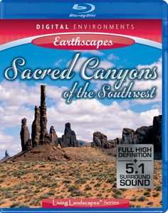Living Landscape: Sacred Canyons of American South