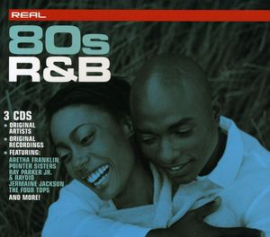 Real 80's R&B /  Various