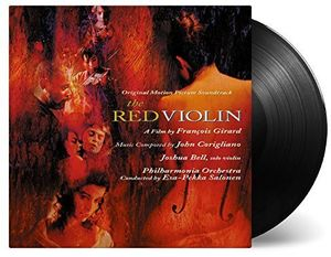 Red Violin (Original Soundtrack) [Import]