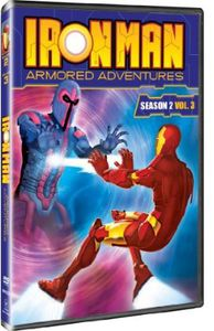 Iron Man: Armored Adventures Season 2 Vol 3