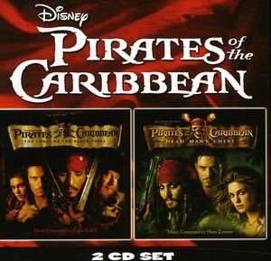 Pirates of the Caribbean: Double Pack (Original Soundtrack) [Import]