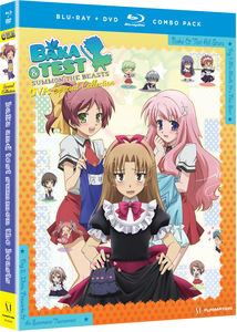 Baka and Test: Ova [BR/ DVD]