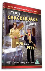 Those Crackerjack Silents Ae Don & Pete [Import]