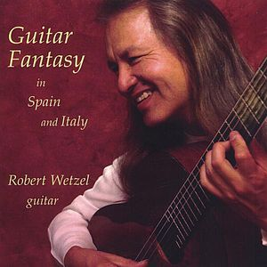 Guitar Fantasy in Spain & Italy