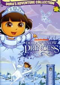 Dora Saves The Snow Princess [Full Frame] [2012 Dora Line Look]
