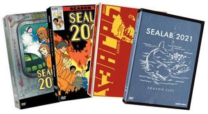 Sealab 2021: Seasons 1-4