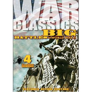 War Classics 11: Big Battles of World War II