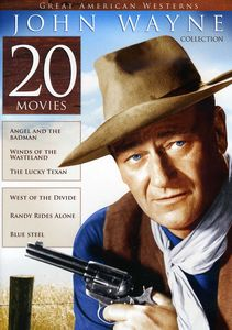 20-Film Great American Westerns: John Wayne Coll