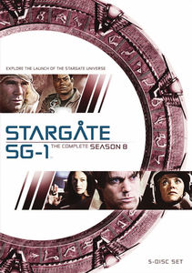 Stargate SG-1: The Complete Season 08