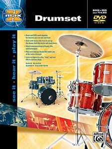 Alfred's Max Drumset [Instructional] [W Book]