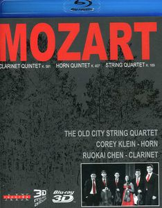 Clarinet Horn String Quartets