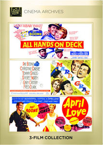All Hands on Deck /  Mardi Gras /  April Love