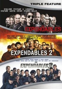 The Expendables/ The Expendables 2/ The Expendables 3