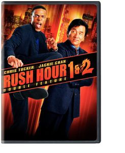 Rush Hour/ Rush Hour 2 [Final Cut] [WS] [Double Feature] [Repackaged]