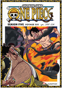 One Piece: Season 5 Voyage Six