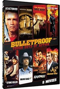 Bulletproof: Tough Guys of Action - 8 Movie Coll