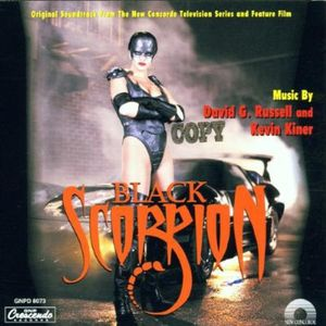 Black Scorpion (Original Soundtrack)