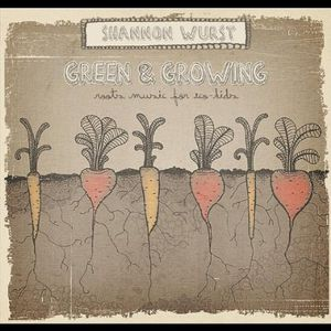 Green & Growing: Roots Music for Eco-Kids