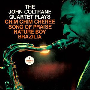 John Coltrane Quartet Plays