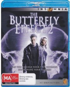 Butterfly Effect 2 [Import]