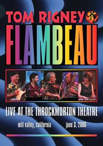 Live at the Throckmorton Theatre
