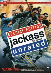 Jackass: The Movie [WS] [Unrated] [Special Collector's Edition] [Amaray]