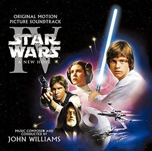 Star Wars Episode 4 - New Hope (Original Soundtrack) [Import]