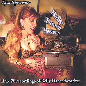 Belly Dance Dreams