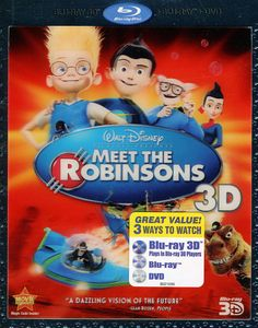 Meet the Robinsons (3D)