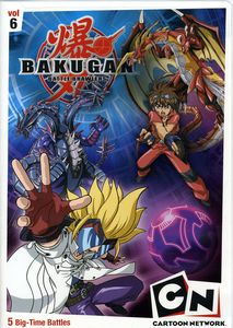 Bakugan: Volume 6: Time for Battle