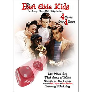 The East Side Kids [DVD Single 4 Episodes]
