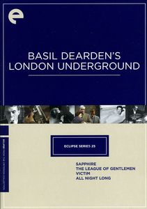 Basil Dearden's London Underground (Eclipse Series 25)