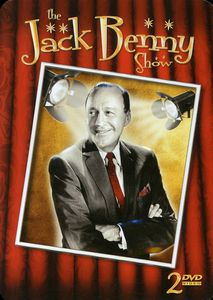 The Jack Benny Show [B&W][2 Discs][TV Show][Tin Case]
