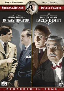 Sherlock Holmes: Faces Death & in Washington