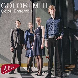 Color Miti: Dutch Contemporary Music
