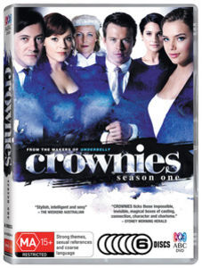 Crownies: Complete Season 1