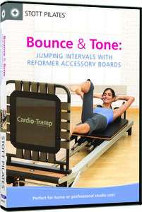 Bounce and Tone: Jumping Intervals With Reformer Accessory Boards