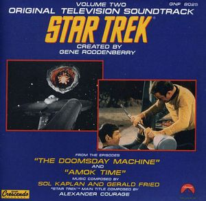 Star Trek 2 (Original Soundtrack)