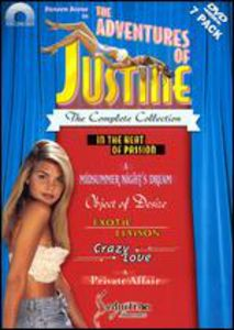 The Adventures of Justine: The Complete Collection