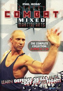 Phil Ross Street Combat Mixed Martial Arts: The Complete Collection  [4 Discs][Color]