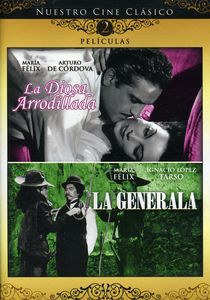 La Diosa Arrodillada/ La Generala [Full Frame] [Double Feature] [Sensormatic] [Checkpoint]