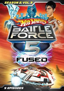Hot Wheels Battle Force 5: Season 2 - Vol 3