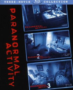 Paranormal Activity Trilogy Gift Set