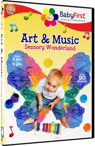 BabyFirst: Art & Music: Sensory Wonderland